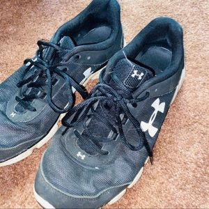 Under Armour Tennis Shoes Athletic Sneakers Men 12